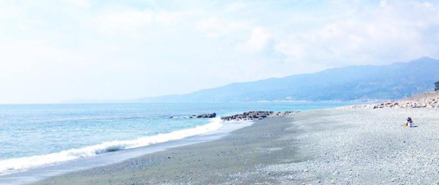 小田原の海
